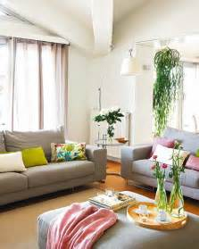 Decorating Ideas For Living Room by Modern Furniture Spanish Living Room Decorating Ideas 2012