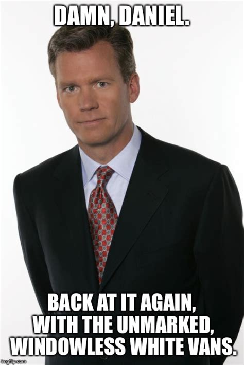 Chris Hansen Meme - daniel why don t you have a seat right over there imgflip