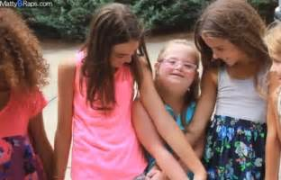 Young singer mattyb sings a touching song for his beautiful sister who