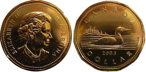 cual es la moneda de canada canad 225 cartera 25 a 241 os dolar loonie 1987 2012