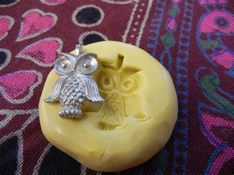 how to make a jewelry mold your own molds is a hoot rings and things