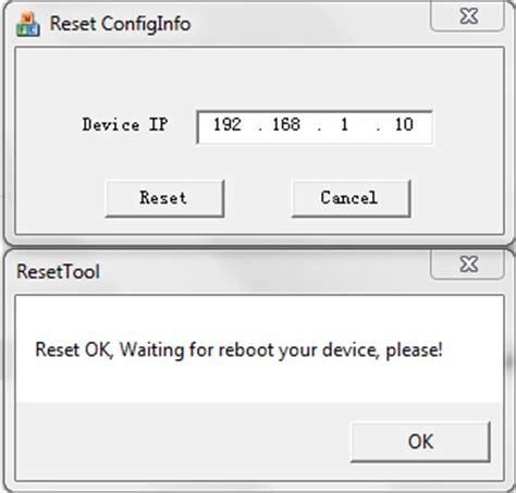 reset ip1980 ip tool forgotten password hikvision dahua xm hisilicon ip cameras