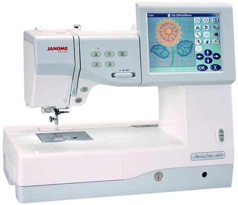 Janome Memory Craft Janome Memory Craft 11000 Home Sewing And Embroidery
