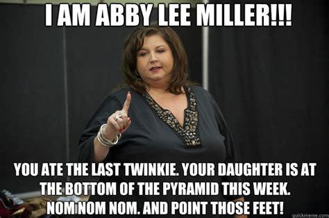 Abby Meme - abby lee miller memes quickmeme