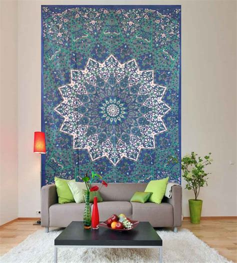 tapestry home decor indian star mandala hippie wall decor tapestry