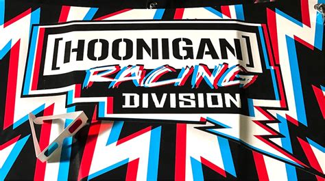 hoonigan racing logo ken block s hoonigan racing reveals its new focus rs rx