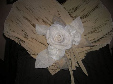 tutorial rose di organza quot unica come te quot original things e sbocciata una rosa