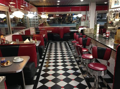 retro dinner classic diner zoeken esthetiek