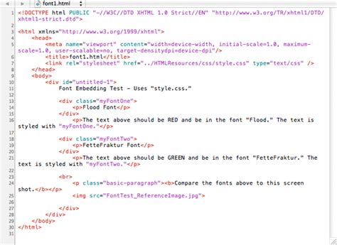 html tutorial embed video embed fonts in html articles or in apps with dps builder