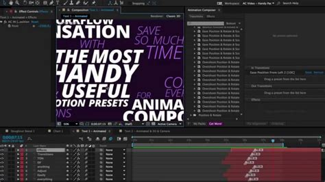 layout animation presets animation composer presets free