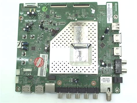 Vizio TV Model E500d-A0 Main Board Part Number 3650-0142-0150 Westinghouse Tv Parts