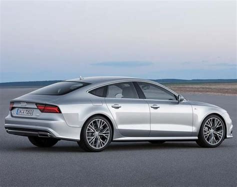Audi A7 Performance Upgrades by 2016 Audi A7 S7 Sportback Styling And Powertrain Upgrades