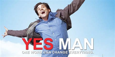 film yes man becoming a yes man in college
