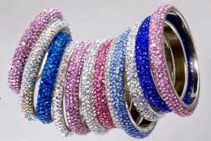 beautiful collection of silver bangles latest fashion today