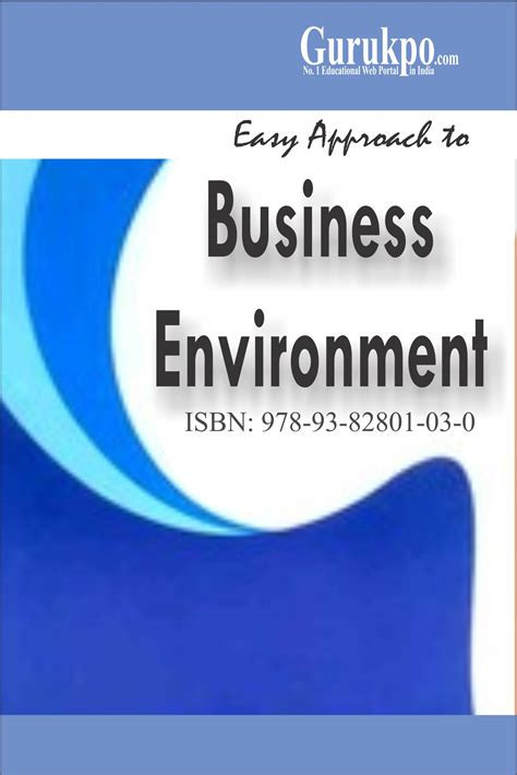 Corporate Environment Notes Mba by Business Environment Free Study Notes For Mba Mca Bba