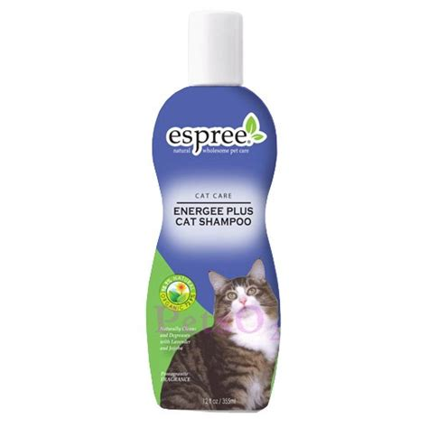 Espree Shoo 355ml espree energy plus cat shoo 355ml purrfect design