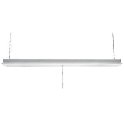 commercial electric 4 ft led white shop light 54103161