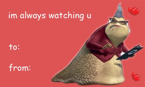 Disney Valentine Memes - 12 funny and tacky valentine s printable cards from tumblr