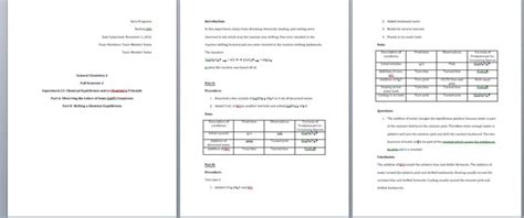 ib lab report template new chemistry lab report template my best