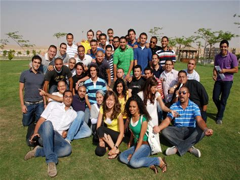 Media Mba Guc by German In Cairo Photoshoot Day Faculty Of