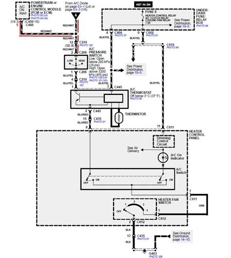 1997 honda wiring diagram