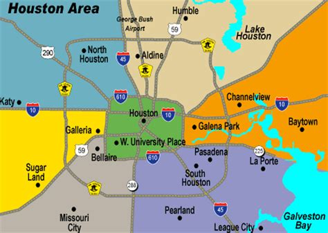 houston map by area houston apartments homes for sale real estate