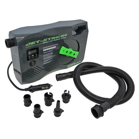 pump up awnings outdoor revolution jet stream 12v electric awning pump