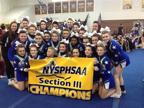 Section 3 Cheerleading by Cheerleading Moving From The Sidelines To Becoming A Competitive Official Sport In New York