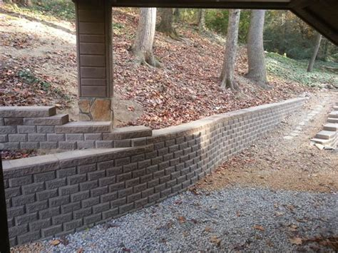 Retaining Wall Products by 425traditional Photo Gallery Everloc 174 Retaining Walls