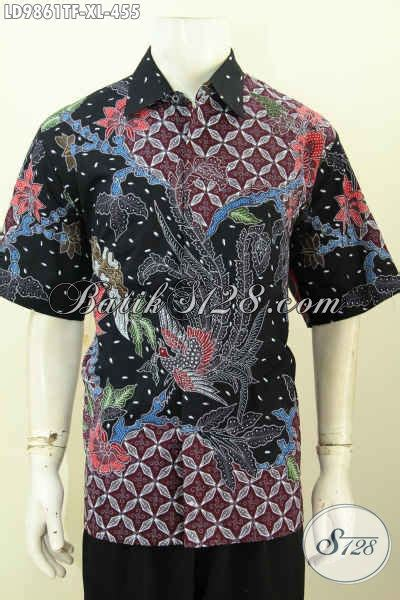 Celana Pendek Motif Pria Premium kemeja batik pria size xl hem batik pria dewasa premium