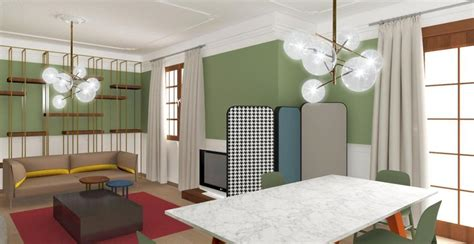 casa arredata design free decorare un soggiorno in stile new classic with