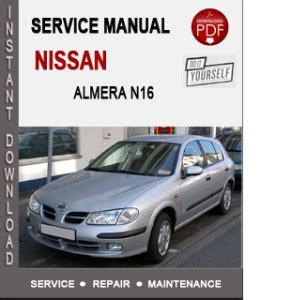 nissan n16 electrical wiring diagram manual pdf