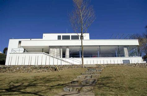 haus tugendhat tugendhat villa brno mies der rohe e architect