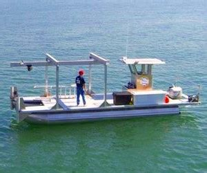 electric boat works work boat