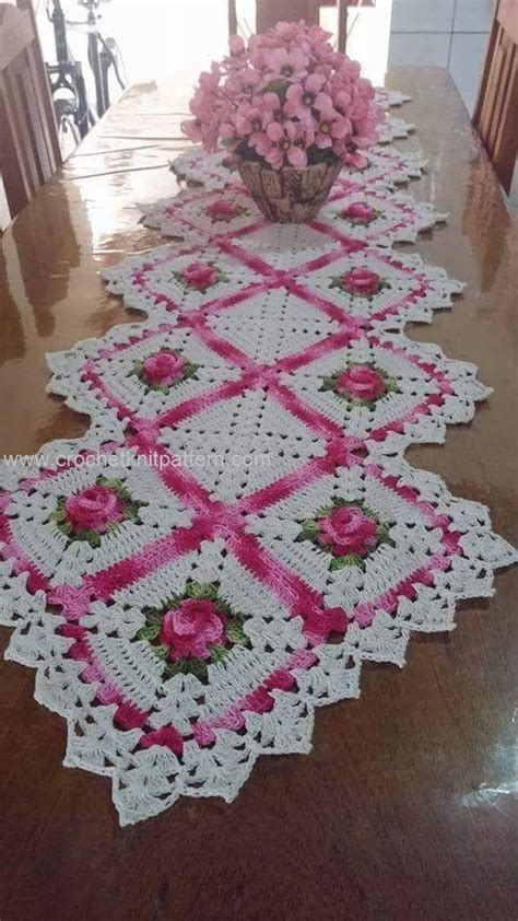 crochet home decor patterns free 16 free crochet