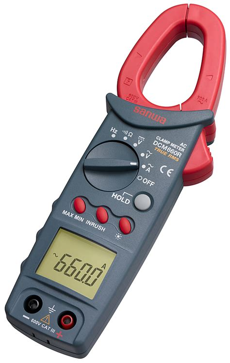 Dcm60r Sanwa Digital Cl Meter dcm 660r cl meter sanwa 171 bhumika international inc