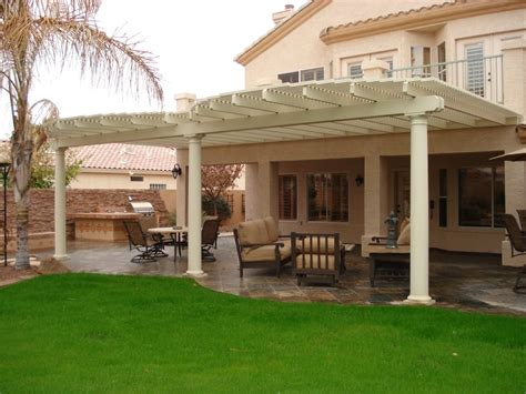 backyard covers lattice patio covers mesa gilbert patio cover company