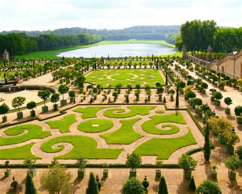 The Gardens Of Versailles by Versailles Gardens In Gardener
