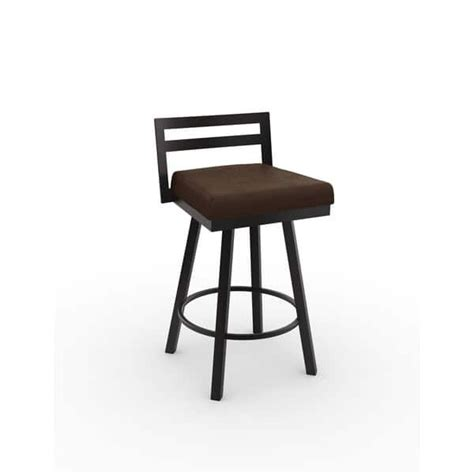 Amisco Derek Counter Swivel Metal Stool 26 Inch by Best 25 Counter Stools With Backs Ideas On