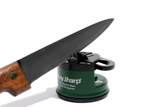 best knife sharpener anysharp worlds best knife sharpener green novoid plus