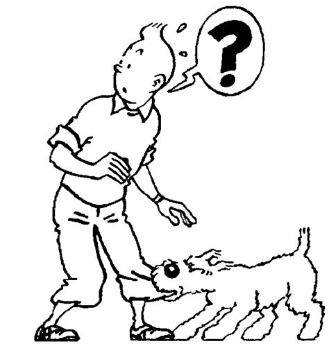 Tintin Coloring Pages tintin coloring pages coloring pages to print