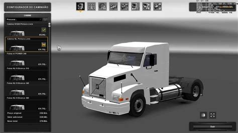 volvo truck video brazilian volvo trucks pack v1 4 1 modhub us