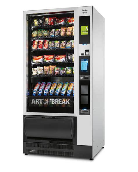 distributore alimentare caffematico gestione distributori automatici san