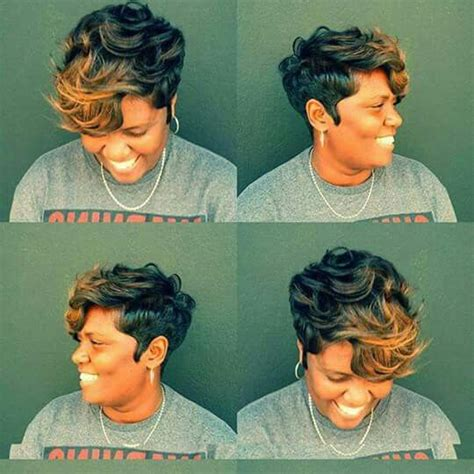 fly short black hair 40 mohawk hairstyles for black omen