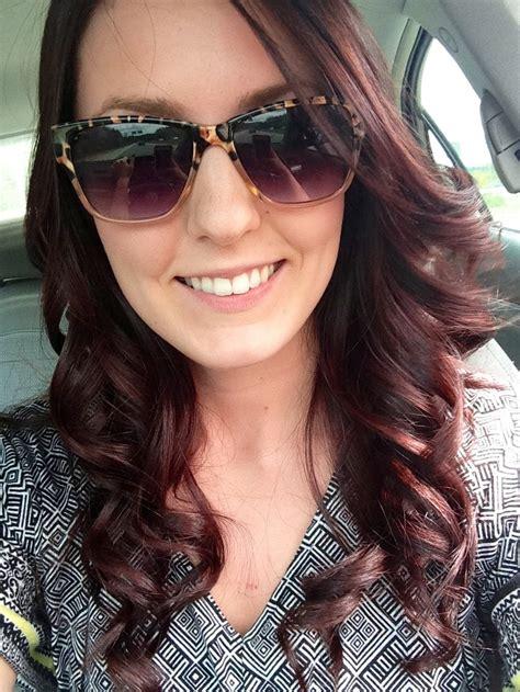 kankalone hair colors mahogany mahogany hair color beauty pinterest sunglasses