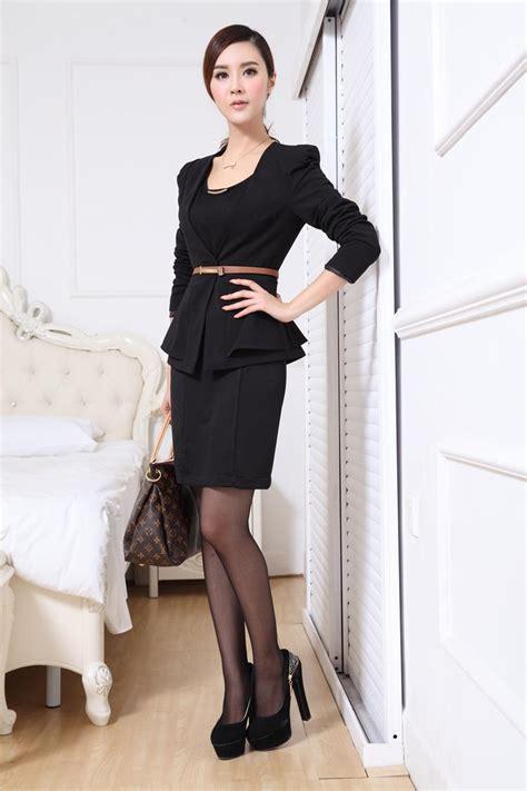 aliexpress karir baru 2015 musim semi bisnis modis memakai perempuan