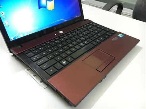 Baterai Hp Probook 4410s laptop hp probook 4410s 2 dual t6670 ram 2gb hdd