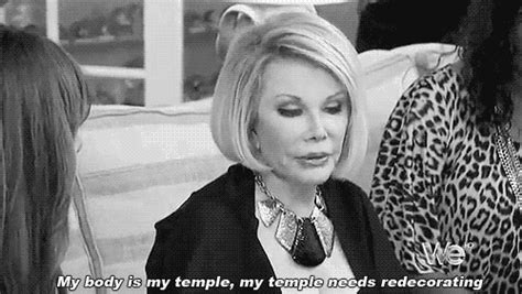 Joan Rivers Mourns The Passing Of by Mourning The Loss Of Joan Rivers Cus