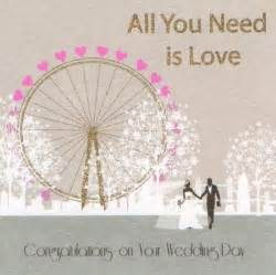 mojolondon eye wedding card by five dollar shake