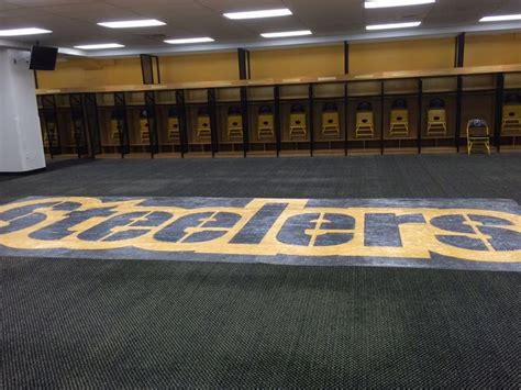 Steelers Locker Room by 1000 Images About Pittsburgh Steelers On